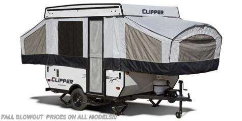 2019 Coachmen Clipper LS 107 LS