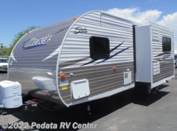 New 2017  Shasta Oasis 25RS w/1sld by Shasta from Pedata RV Center in Tucson, AZ