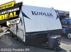 New 2016  Dutchmen Kodiak Express 264RLSL by Dutchmen from Poulsbo RV in Auburn, WA
