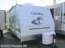Used 2004  Forest River Cherokee 21FB by Forest River from Poulsbo RV in Auburn, WA