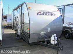 Used 2015  Forest River  CASCADE 16BHS by Forest River from Poulsbo RV in Auburn, WA