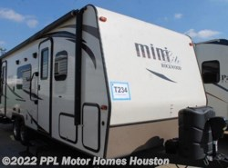 Used 2016  Forest River  Mini Lite Rockwood 2503S by Forest River from PPL Motor Homes in Houston, TX