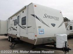 Used 2011  Keystone Sprinter 323BHS by Keystone from PPL Motor Homes in Houston, TX