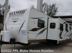 Used 2012  Forest River Rockwood Signature 8312SS by Forest River from PPL Motor Homes in Houston, TX