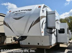 New 2017  Forest River  8280WS ROCKWOOD SIGNATURE ULTRA LITE by Forest River from Quality RV, Inc. in Linn Creek, MO