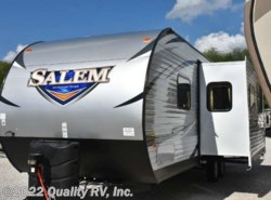 New 2017  Forest River  27DBUD SALEM by Forest River from Quality RV, Inc. in Linn Creek, MO