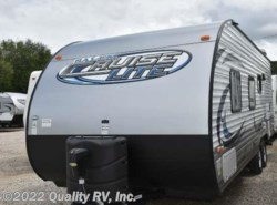 Used 2015  Forest River  241QBXL SALEM CRUISE LITE by Forest River from Quality RV, Inc. in Linn Creek, MO