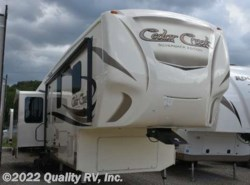 New 2017  Forest River  35IK SILVERBACK BY CEDAR CREEK by Forest River from Quality RV, Inc. in Linn Creek, MO