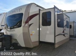 New 2017  Forest River  8335BSS ROCKWOOD SIGNATURE ULTRA LITE by Forest River from Quality RV, Inc. in Linn Creek, MO