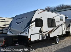 New 2017  Keystone  175BH PASSPORT ULTRA LITE by Keystone from Quality RV, Inc. in Linn Creek, MO
