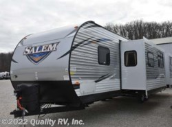 New 2017  Forest River  32BHDS SALEM by Forest River from Quality RV, Inc. in Linn Creek, MO
