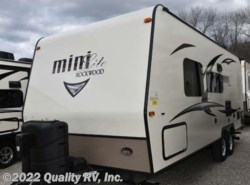 New 2017  Forest River  2304 ROCKWOOD MINI LITE by Forest River from Quality RV, Inc. in Linn Creek, MO