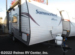 New 2015  Keystone Springdale Summerland 1400 by Keystone from Reines RV Center, Inc. in Manassas, VA