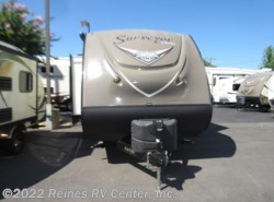 Used 2016  Forest River Surveyor 226RBDS by Forest River from Reines RV Center, Inc. in Manassas, VA