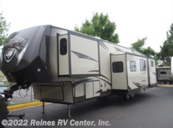Used 2014  Forest River Wildwood Heritage Glen F356QBQ by Forest River from Reines RV Center, Inc. in Manassas, VA