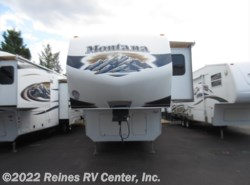 Used 2011  Keystone Montana 3615RE by Keystone from Reines RV Center, Inc. in Manassas, VA