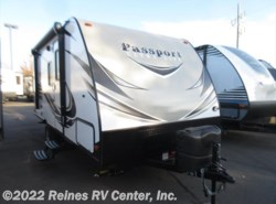 New 2017  Keystone Passport 175BH by Keystone from Reines RV Center, Inc. in Manassas, VA