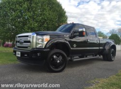 Used 2013  Ford  F350 Platinum by Ford from Riley's RV World in Mayfield, KY