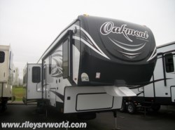 New 2015  Heartland RV Oakmont 395QB