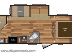 New 2017  Keystone Hideout 272LHS by Keystone from Riley's RV World in Mayfield, KY