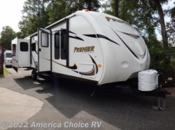 Used 2013 Keystone Bullet PREMIER ULTRA 29RTPR available in Ocala, Florida