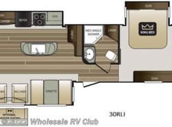 New 2016  Keystone Cougar X-Lite 30RLI by Keystone from Wholesale RV Club in Ohio