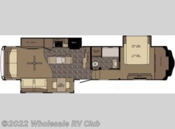 New 2017  Redwood Residential Vehicles Sequoia SQ38HRL by Redwood Residential Vehicles from Wholesale RV Club in Ohio