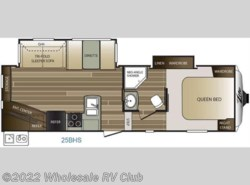 New 2017  Keystone Cougar X-Lite 25RES by Keystone from Wholesale RV Club in Ohio