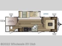 New 2016  Keystone Cougar X-Lite 28RBS by Keystone from Wholesale RV Club in Ohio