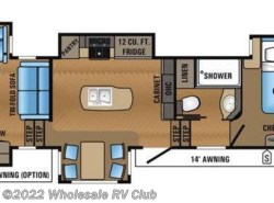 New 2017  Jayco North Point 387RDFS by Jayco from Wholesale RV Club in Ohio