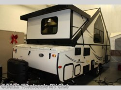 New 2017  Forest River Flagstaff Hard Side 21FKHW by Forest River from Wholesale RV Club in Ohio