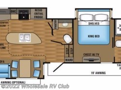 New 2017  Jayco Pinnacle 36FBTS by Jayco from Wholesale RV Club in Ohio