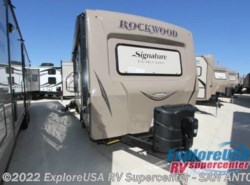 New 2016  Forest River Rockwood Signature Ultra Lite 8327SS by Forest River from ExploreUSA RV Supercenter - SAN ANTONIO, TX in San Antonio, TX