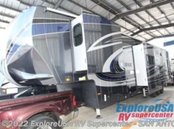 New 2017  Heartland RV Cyclone 3800 by Heartland RV from ExploreUSA RV Supercenter - SAN ANTONIO, TX in San Antonio, TX