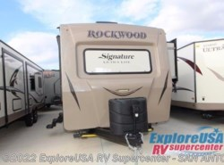 New 2016  Forest River Rockwood Signature Ultra Lite 8311WS by Forest River from ExploreUSA RV Supercenter - SAN ANTONIO, TX in San Antonio, TX