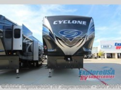 New 2017  Heartland RV Cyclone 4150 by Heartland RV from ExploreUSA RV Supercenter - SAN ANTONIO, TX in San Antonio, TX