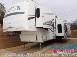 Used 2009  Fleetwood Quantum 375RLQS by Fleetwood from ExploreUSA RV Supercenter - SAN ANTONIO, TX in San Antonio, TX