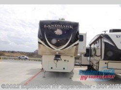 New 2017  Heartland RV Landmark 365 Charleston by Heartland RV from ExploreUSA RV Supercenter - SAN ANTONIO, TX in San Antonio, TX