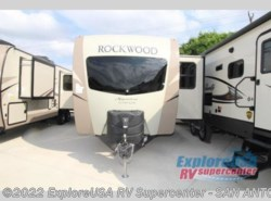 New 2018 Forest River Rockwood Signature Ultra Lite 8335BSS available in San Antonio, Texas
