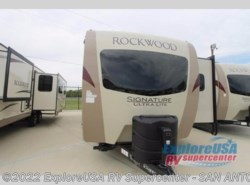 New 2018 Forest River Rockwood Signature Ultra Lite 8328BS available in San Antonio, Texas