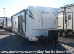 New 2017  Forest River Work and Play 25CB by Forest River from Economy RVs in Mechanicsville, MD