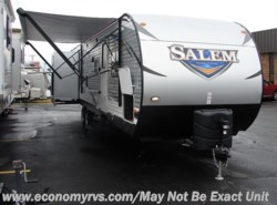 New 2017  Forest River Salem 31KQBTS by Forest River from Economy RVs in Mechanicsville, MD