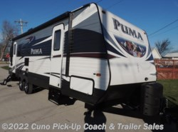New 2016  Palomino Puma 26RLSS by Palomino from Cuno Pick-Up Coach & Trailer Sales in Montgomery City, MO