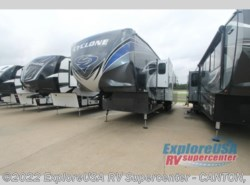 New 2017  Heartland RV Cyclone 4150 by Heartland RV from ExploreUSA RV Supercenter - CANTON, TX in Wills Point, TX
