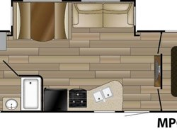 New 2017  Cruiser RV MPG 3100BH by Cruiser RV from Ashley's Boat & RV in Opelika, AL