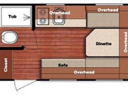 New 2017  Gulf Stream TrailMaster 14RBC by Gulf Stream from COLUMBUS CAMPER & MARINE CENTER in Columbus, GA