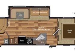 New 2017 Keystone Hideout 28BHS available in Columbus, Georgia