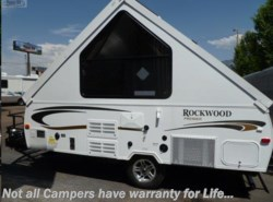 Used 2013  Forest River Rockwood Hard Side A122BH by Forest River from COLUMBUS CAMPER & MARINE CENTER in Columbus, GA