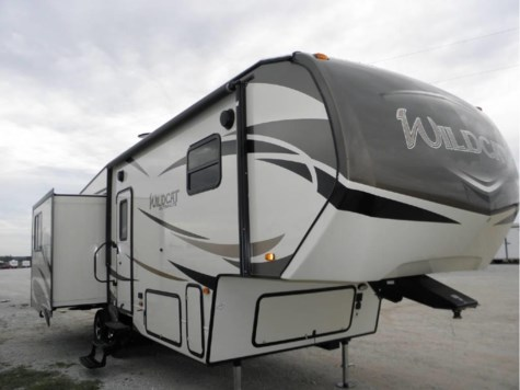 2018 Forest River Wildcat 34WB