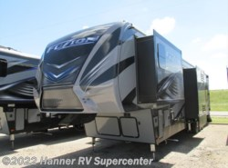 New 2017  Keystone Fuzion 414 by Keystone from Hanner RV Supercenter in Baird, TX